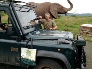 Eds on Safari
