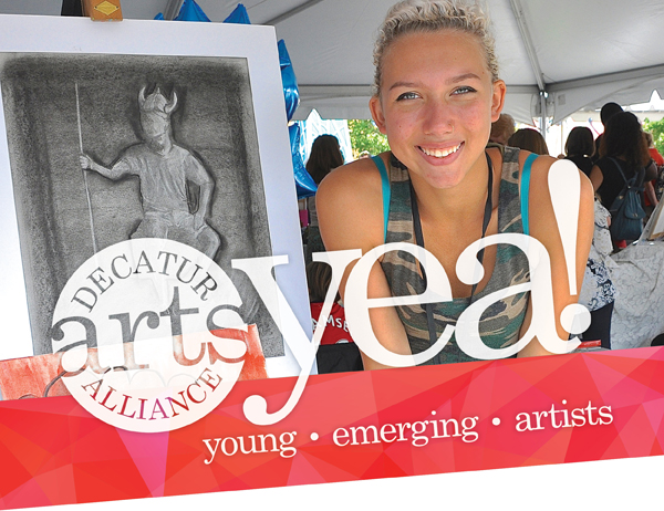Call for Young Emerging Artists 2015